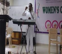 Pastor. John Albert