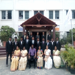 INVESTITURE CEREMONY- 2016-17